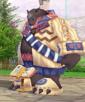 毛が生え替わったクマのタンプーです(笑)