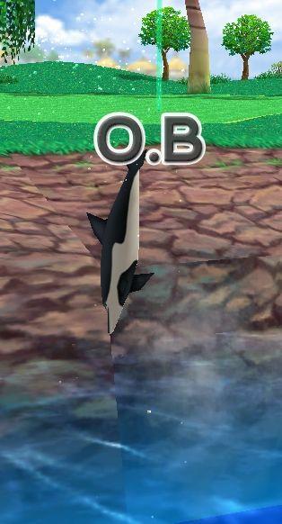 イルカさんだ。お元気ですか?